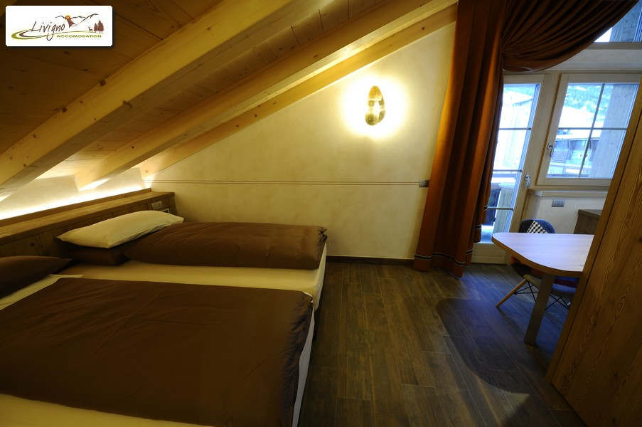 Appartamenti Livigno - Alpen Flower - Thomas Mono - Camera Sala (12)