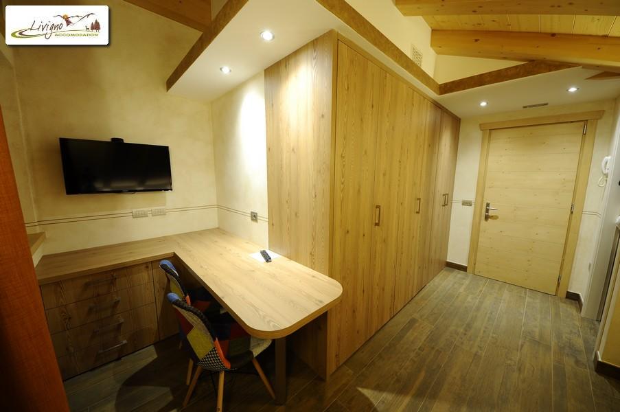 Appartamenti Livigno - Alpen Flower - Thomas Mono - Camera Sala (2)