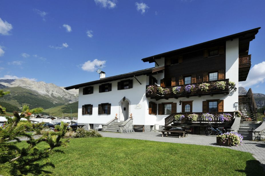 groot appartement livigno