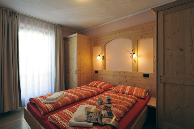 alpen italie wintersport appartement