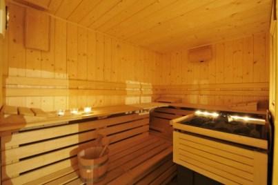 livigno sauna