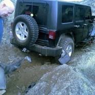 A & B Canyon Crawling!