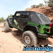 Northridge 4×4 Pics from Strike Ravine