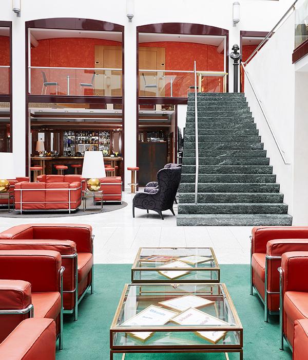 Living Hotels Großer Kurfürst Roomsapartments
