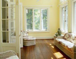 sunroom space