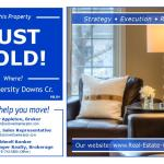 Just Sold! A Lovely Townhouse in East Waterloo