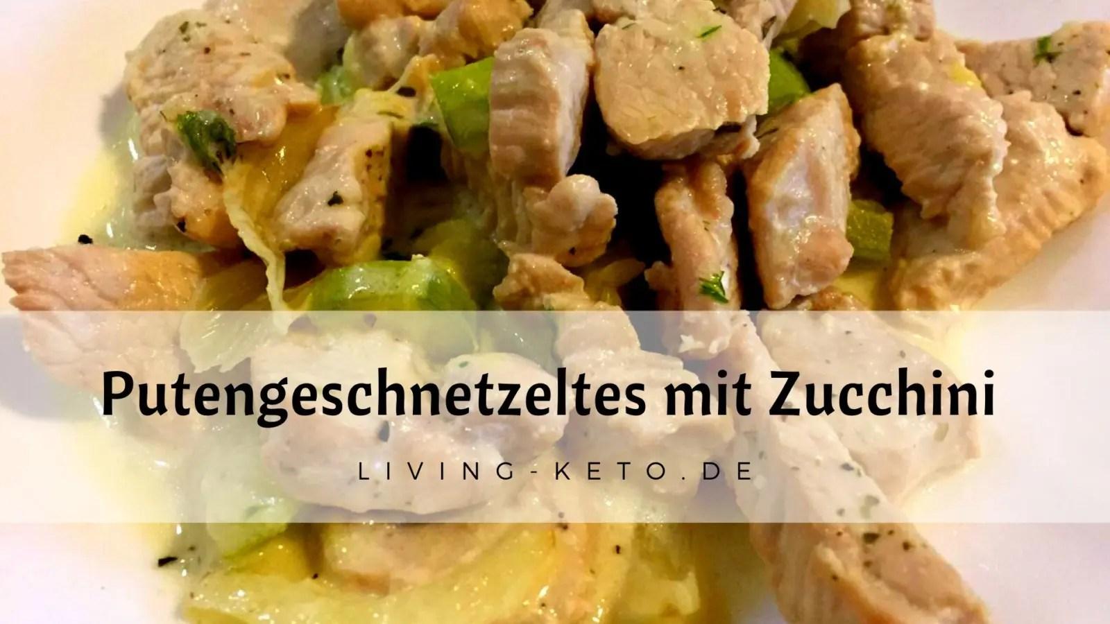 Read more about the article Putengeschnetzeltes mit Zucchini und Fenchel