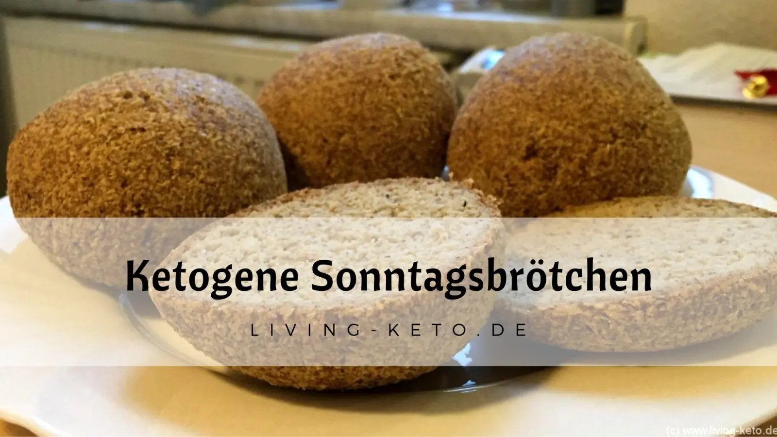Read more about the article Ketogene Sonntagsbrötchen