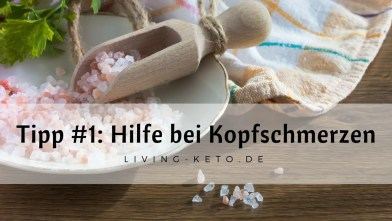 Read more about the article Tipp #1: Kopfschmerzen und Kreislaufbeschwerden