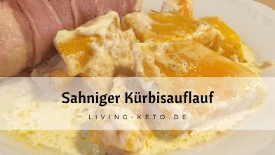 Read more about the article Sahniger Kürbis-Auflauf