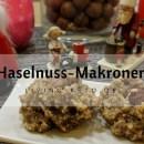 Haselnuss-Makronen