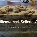 Petersilienwurzel-Sellerie-Auflauf
