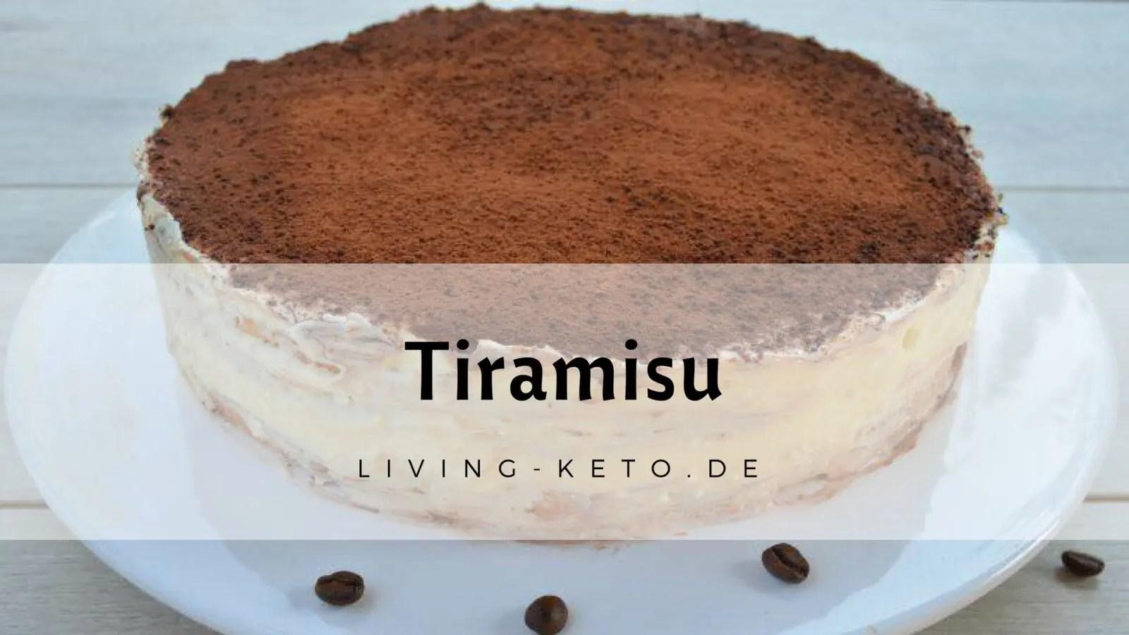 Read more about the article Keto – Tiramisu