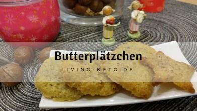 Read more about the article Butterplätzchen – weihnachtlich lecker