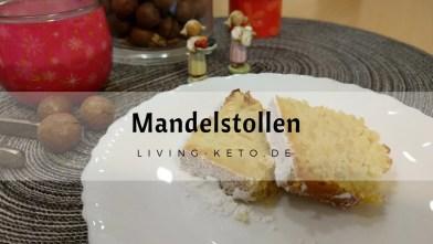 Read more about the article Mandelstollen – Ketogener Weihnachtsstollen