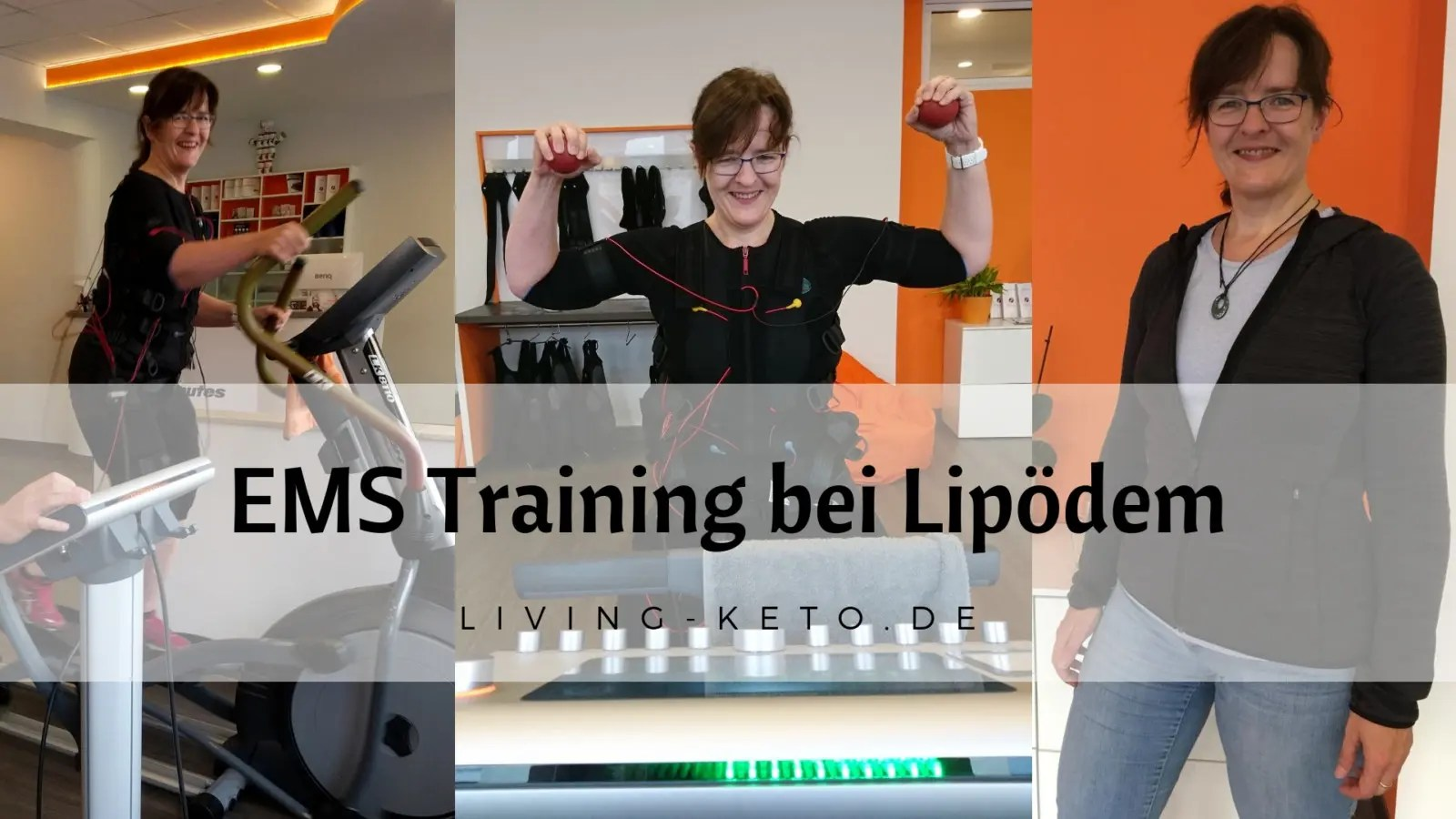 EMS Training mit Lipödem – was bringt es?