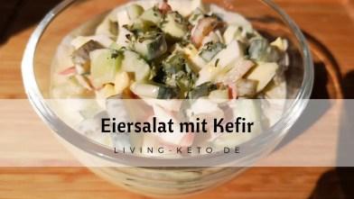 Read more about the article Eiersalat mit Kefir – ketogen und lecker