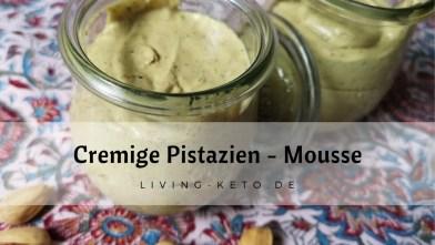 Read more about the article Cremige Pistazien-Mousse
