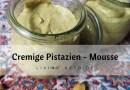Cremige Pistazienmousse - schnelles ketogenes Dessert