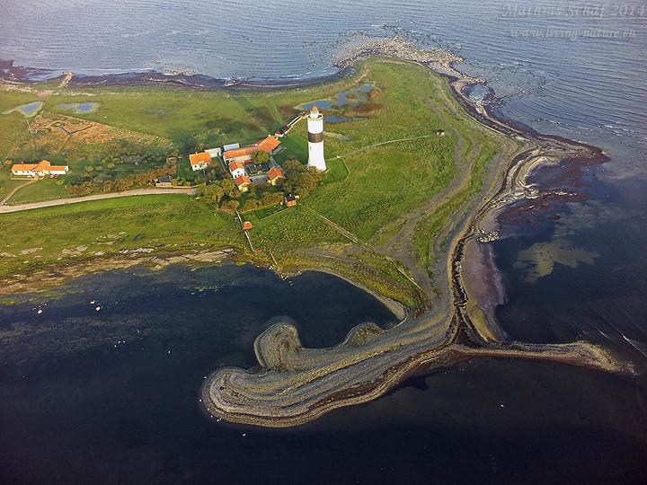 Landschaft Schweden, Ottenby bird observatory