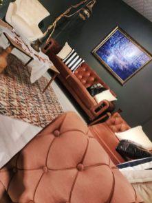 """نقدم لكم طقم غرفة الجلوس """"Palmia"""" . موديل حديث بألوان مميزة. 😍👍 ⭐ مؤلف من 4 قطع: كنبتين ثلاثيات قابلات للفتح ليصبحوا سرير 🌠 + 2 قلطق. ⭐ مصنوعة من افضل انواع خشب الزان والأقمشة 💯. ⭐ تميزنا بانفراد التصميم وجودة لا نظير لها."""