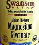 Magnesium Glycinate for fibromyalgia.