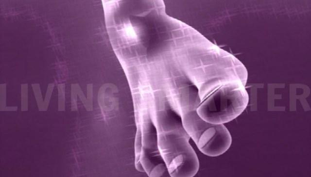 Fibromyalgie et douleur cheville