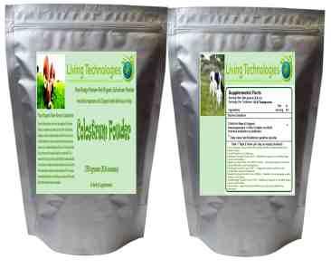 Our organic bovine colostrum is grass fed raw & organic!