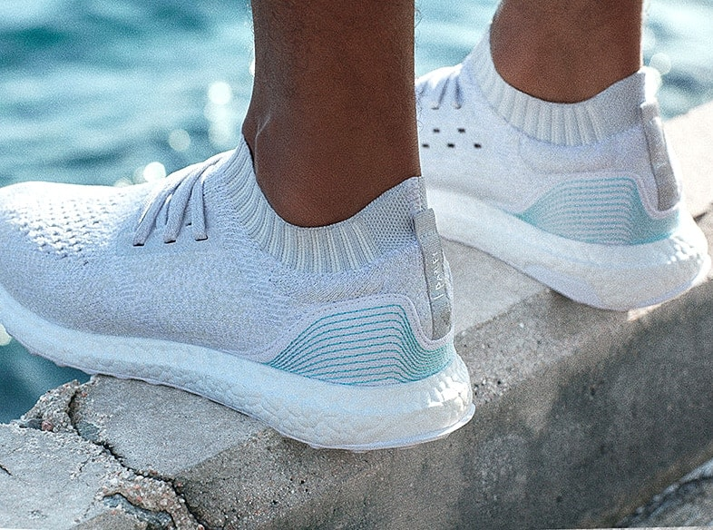 adidas® To Release Shoes Made From Recycled Ocean Plastic
