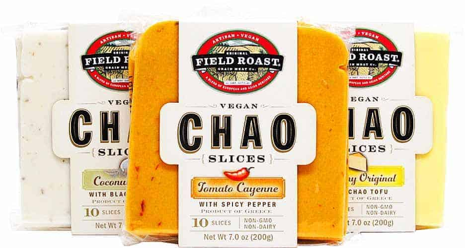 REVIEW: Creamy Original Field Roast CHAO Cheese Slices