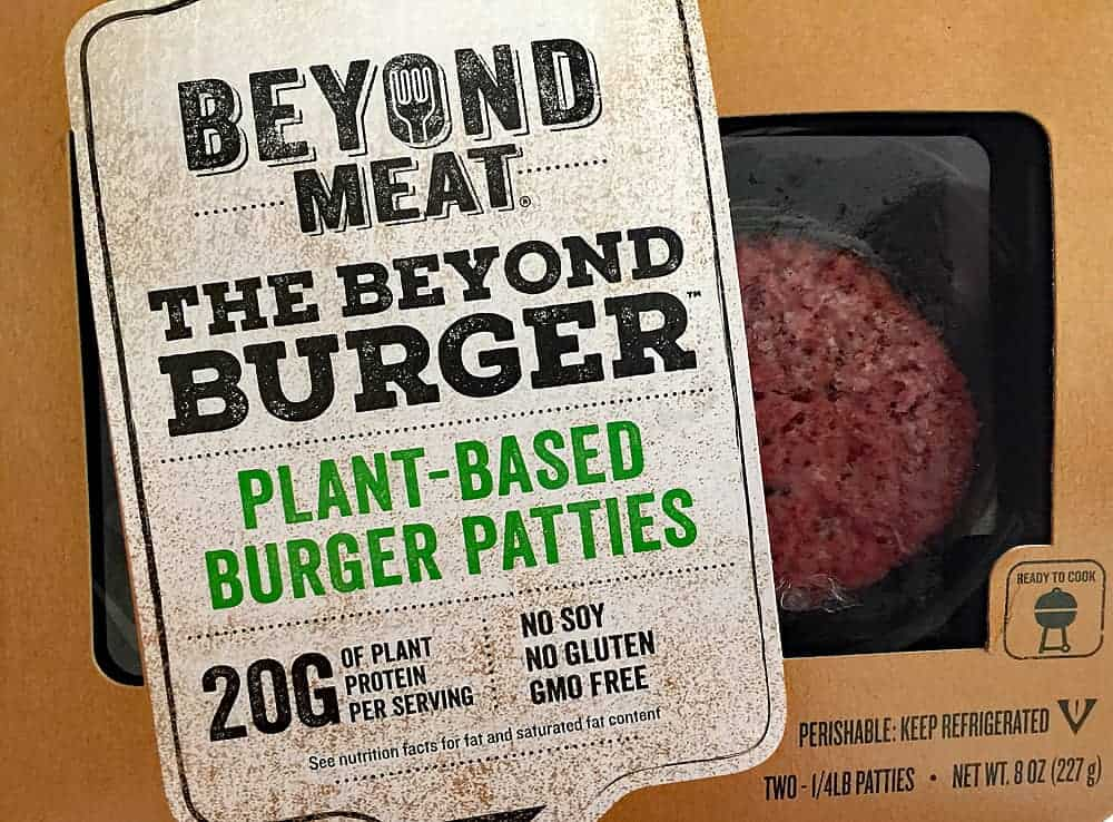Reviewing The Beyond Burger by Beyond Meat