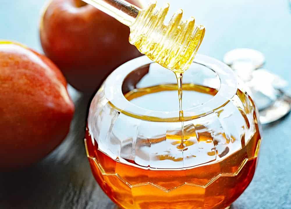 Vegan Apple Honey