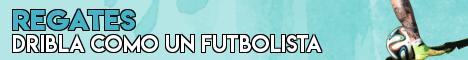 Aprende los mejores regates de fútbol. Tutoriales y ejemplos de los regates más útiles y sencillos hasta los más vistosos y espectaculares.