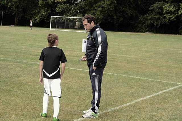 Cómo llevarte bien con tu entrenador