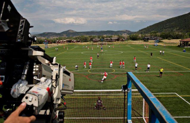 Cómo crear un vídeo de highlights de fútbol
