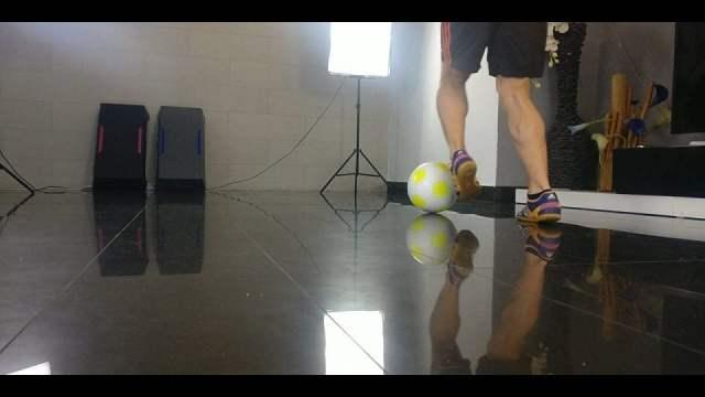 como entrenar futbol en casa