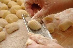 Potato gnocchi by Paolo Valdemarin