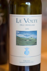 Le Volte, Ornellaia's table wine