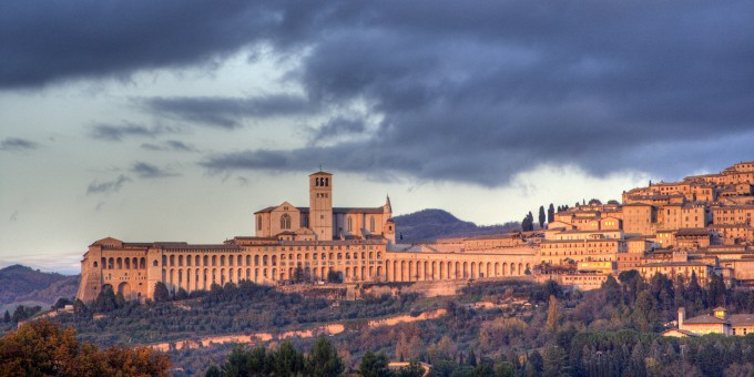 Assisi by Roberto Ferrari