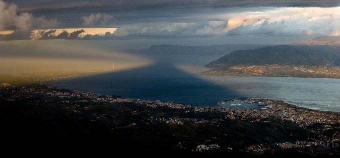 Messina Straits by Carlo Columba