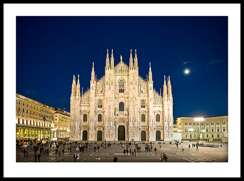 Milano Duomo by Jason Pitcher