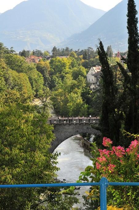 Ponte Romano Passeggiata Tappeiner