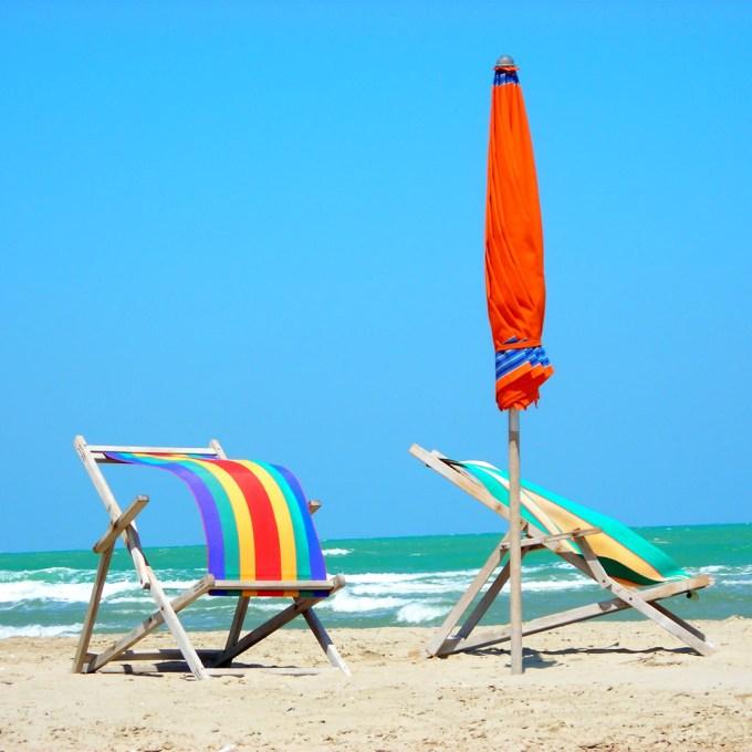 Beach by Tony