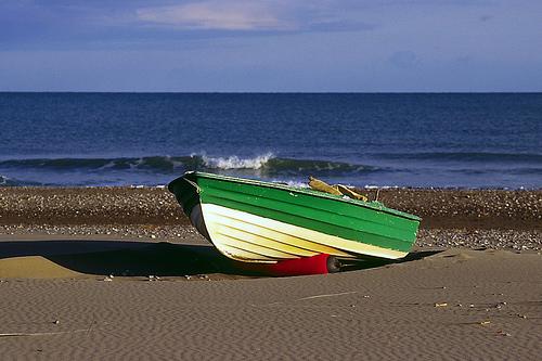 Boat by Basilicata Turistica
