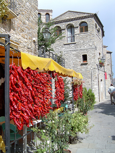Chillies by Basilicata Turistica
