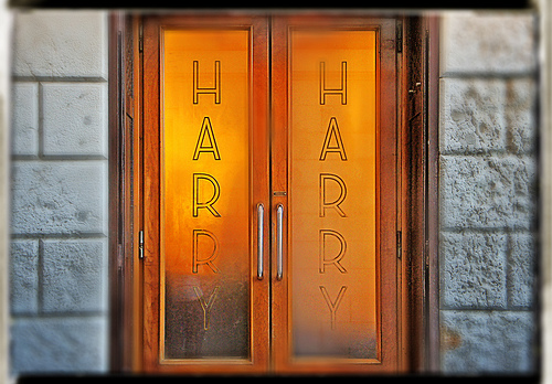 Harry's Bar by Marc Gautier