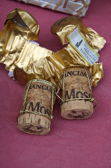 Il Mosnel corks by Paola Sucato