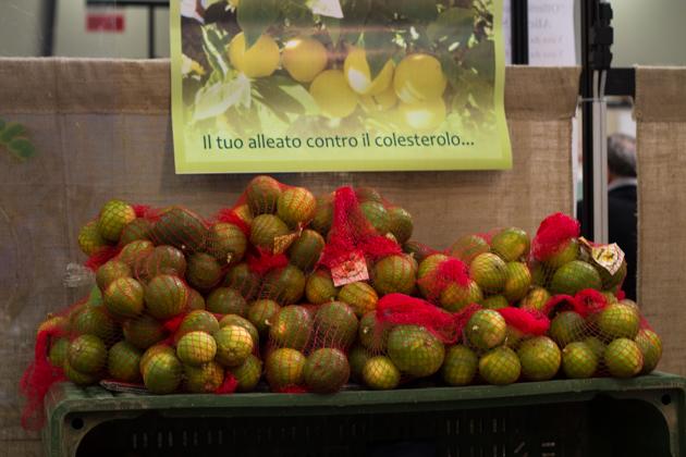 Bergamot from Calabria
