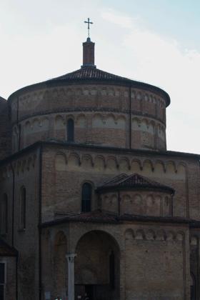 Battistero, Padova