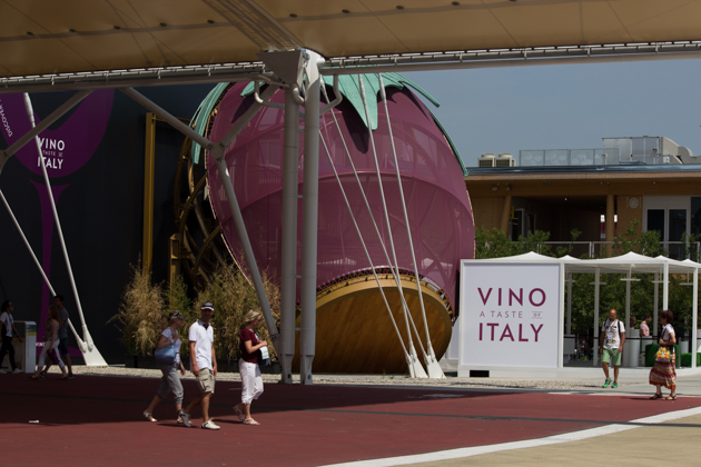 Vino Italy- a fantastic opportunity to taste Italy's best wines